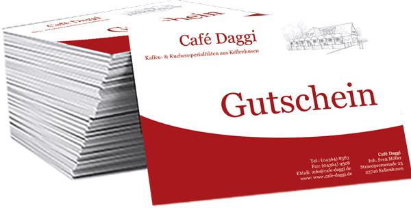 Café Daggi Gutscheine