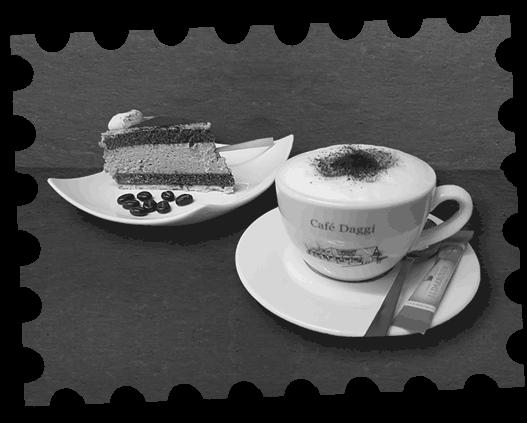 Café Daggi Cappucinotorte
