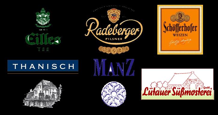 Spezialitäten Logos